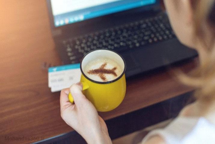 خرید اینترنتی بلیط هواپیما از وب سایت ایران چارتر